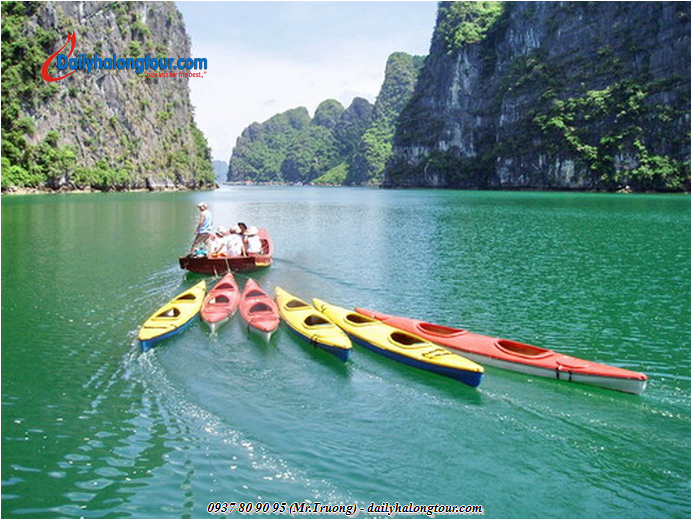 Discover Ha Long by joining daily Ha Long Travel Company