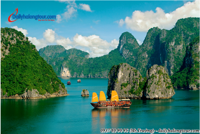 You will be impressed with Ha Noi Ha Long tours by natural beauty and extremely impressive landscape