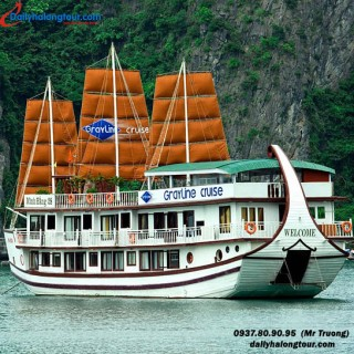 Gray Line Halong Cruise (2 days/1 night)