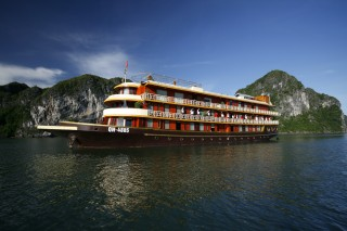 Halong Emotion Cruise 2 days/1 night