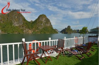 Oasisbay Cruise (3days /2nights)